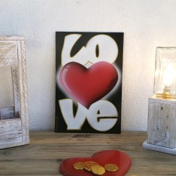 "Cartel ""Love"""