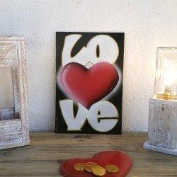 "Cartel ""Love"""