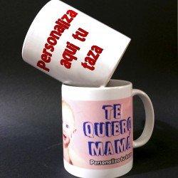 Personaliza aquí tu Taza