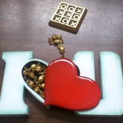 """Caja Mágica """"I Love U"""""""