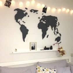 Mural del Planisferio en Relieve