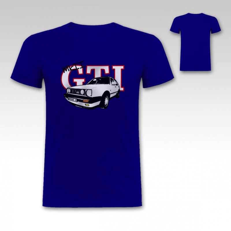 "Camiseta ""Golf GTI"" de StrikeDos"