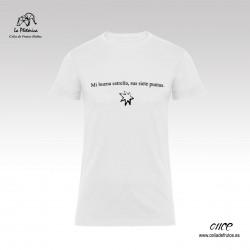 """Camiseta """"Mi buena..."""