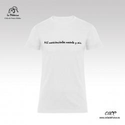 "Camiseta ""Mil novecientos..."