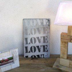"Cartel ""Love Love Love"""