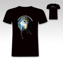 "Camiseta ""Ovni"" de StrikeDos Negro"