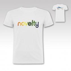 """Camiseta """"Novelty"""" en Colores de StrikeDos"""