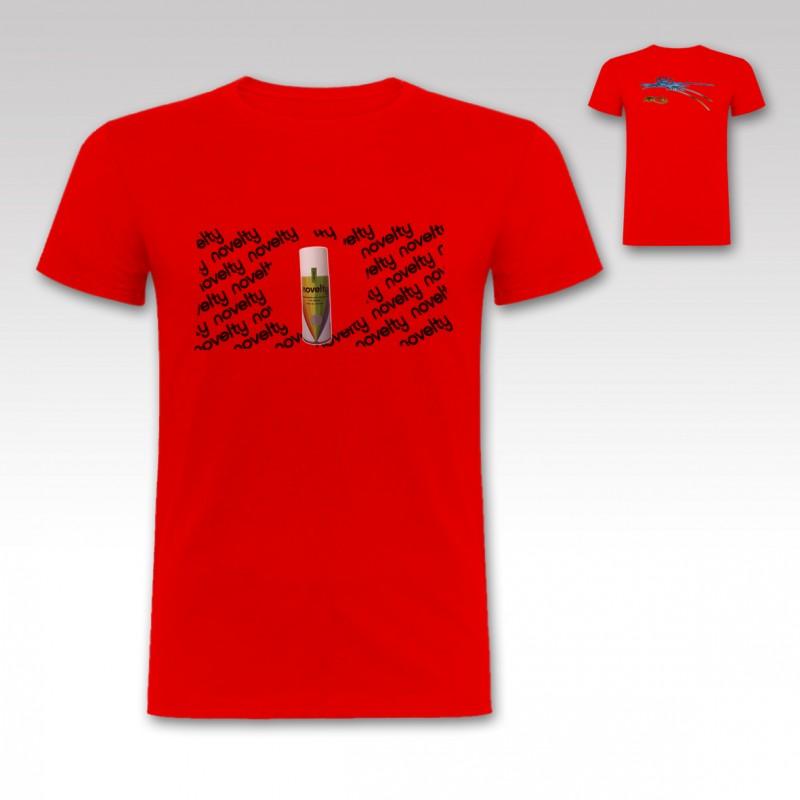 """Camiseta """"Noveltys y Spray"""" de Strikedos"""