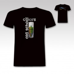 "Camiseta ""Colors Old School"" de Strikedos"