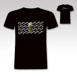 "Camiseta ""Noveltys y Spray"" de Strikedos Blc."