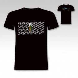 "Camiseta ""Noveltys y Spray"" de Strikedos Blc."